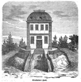 Fenster Griesheim jagdschloss louisburg griesheim