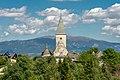 Griffen Untergreutschach 5 Pfarrkirche hl. Martin W-Ansicht 26052017 5151.jpg