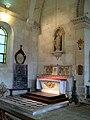 Grivesnes église (autel latéral gauche) 1.jpg