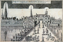 Große Weserbrücke - Bremen - 1764.jpg