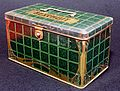 Groen merkloos beschuit blik doos, foto3.JPG