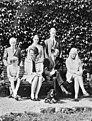 Groothertogelijk paar van Luxemburg met kinderen, zittend v.l.n.r. Prines Guilla, Bestanddeelnr 924-6941.jpg