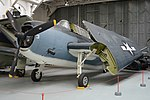 Grumman TBM-3S Avenger '46214 X-3' (CF-KCG) (31582726378).jpg