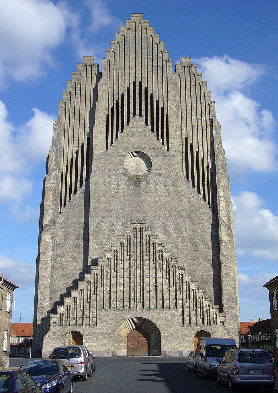 Grundtvigs Kirke Copenhagen