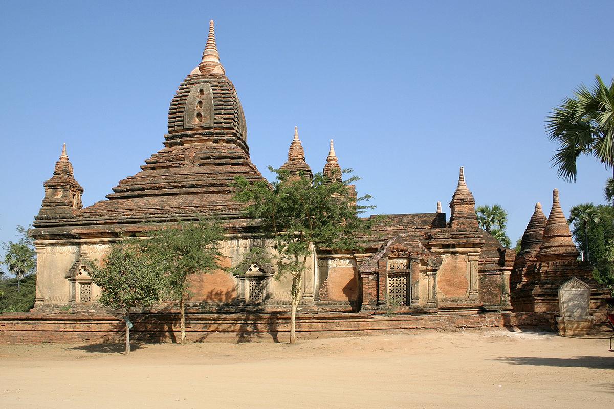 Gubyaukgyi Temple (Myinkaba) - Wikipedia