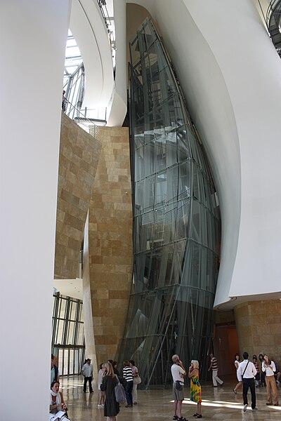 File Guggenheim Museum Interior Bilbao July 2010 06 Jpg