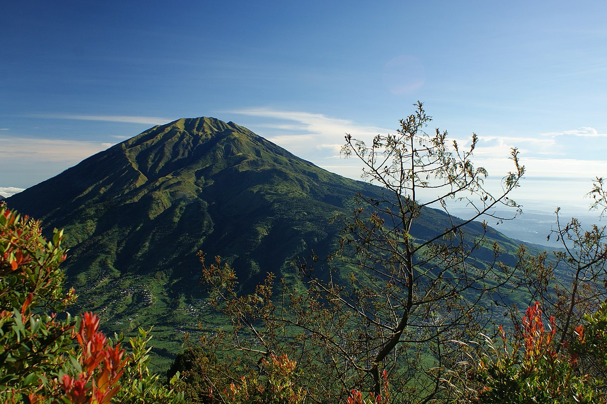 Mount Merbabu Wikipedia