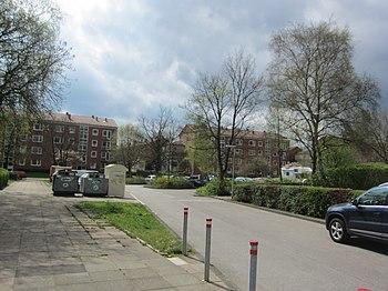 Gurlittplatz, 2012