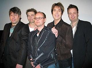 Gyllene Tider pop group in Halmstad, Sweden active between 1977-1985