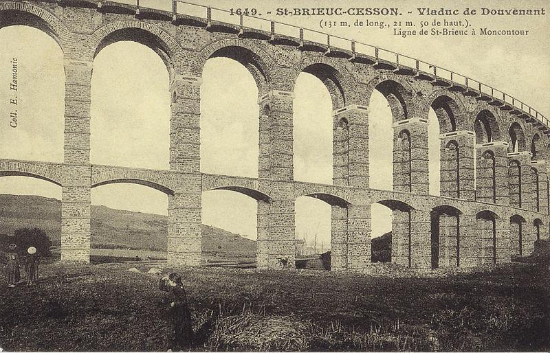 St Brieuc : VIADUC DU DOUVENANT 800px-HAMONIC_1649_%28Copie%29_1649_-_St-BRIEUC-CESSON_-_Viaduc_de_Douvenant...