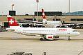 HB-IJP A320-214 Swiss Intl ZRH 04SEP02 (8268468133).jpg