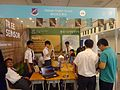 HKCL 香港中央圖書館 CWB 聯校科學展覽 49th Joint School Science Exhibition JSSE booth show n visitors 慈幼英文學校 中學部 Salesian English School SSSHK Aug 2016 DSC 001.jpg