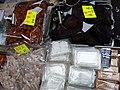 HK 上環 Sheung Wan 摩利臣街 Morrison Street 永樂街 Wing Lok Street public square 假日行人坊 Holiday bazaar Jan 2019 SSG 05 snack food.jpg