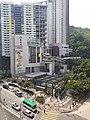 HK 堅尼地城 Kennedy Town Municipal Services Building view 士美菲路 Smithfield 觀龍樓 Kwun Lung Lau October 2019 SS2 01.jpg