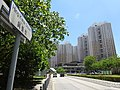 HK 屯門 Tuen Mun 震寰路 Tsun Wen Road Hing Kwai Street name sign July 2016 DSC.jpg
