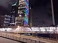 HK 晚上 night 香港電車 Hong Kong Tramways 遊車河 tour 中環 Central Admiralty 金鐘道 Queensway January 2021 SS2 01.jpg