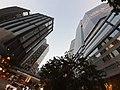 HK 灣仔北 Wan Chai North 博覽道東 Expo Drive East 會議道 Convention Avenue 菲林明道 Fleming Road evening October 2019 SS2 23.jpg
