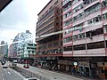 HK Bus 111 tour view WC Hung Hom Hong Chong Rd Chatham Road Ma Tau Chung Kok May 2019 SSG 06.jpg