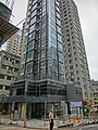 HK Sai Ying Pun 西營盤 Western Street High Street new marble glass black apartment April 2013.JPG