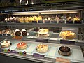 HK Sheung Wan 上環 信德 中心 Shun Tak Centre mall 聖安娜 Saint Honore Cake Shop food display April-2011.JPG