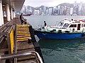 HK TST 尖沙咀 Tsim Sha Tsui 梳士巴利花園 Salisbury Garden public piers 維多利亞港 Victoria Harbour March 2020 SSG 12.jpg