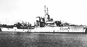 HMCS Midland - Image: HMCS Midland