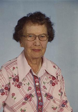 Helen M. Roberts - Helen in California, c. 1980