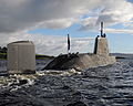 HMS Ambush Arriving at HMNB Clyde MOD 45154431.jpg