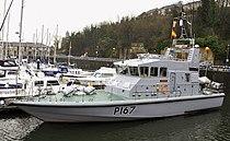 HMS Exploit - Penarth Marina - geograph.org.uk - 1723352.jpg