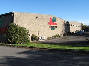 L&F Jones - Company headquarters in Westfield, Somerset