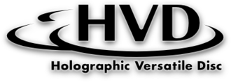 Holographic Versatile Disc - Image: HVD Logo shaded