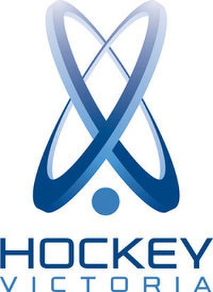 Hockey Victoria - HV logo used from December 2003 to September 2010