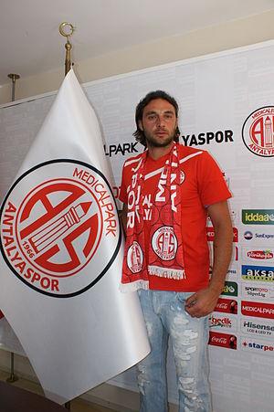 Hakan Arıkan - Image: Hakan Arıkan Antalyaspor