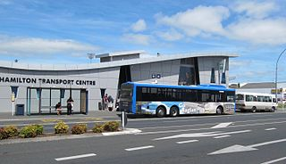 Public transport in Hamilton and Waikato