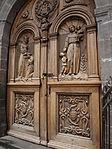 Hand Carved Exterior Doors (Iglesia de San Francisco, Quito) pic a5.JPG