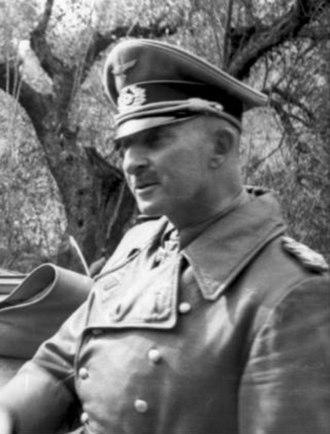 Hans-Jürgen von Arnim - Image: Hans Jürgen von Arnim