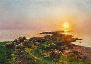 Hans Ole Brasen - Image: Hans Ole Brasen Summer Evening