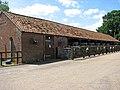 Hapton Hall - stable block - geograph.org.uk - 1385720.jpg