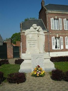 Monument aux morts de Georges Roty