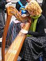 Harp busker, Dublin.jpg