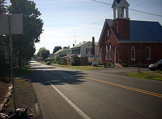 Hartleton, Pennsylvania Borough in Pennsylvania, United States