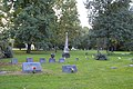 Harwood Cemetery, Textile ^ Campbell Roads, Pittsfield Township, Michigan - panoramio.jpg