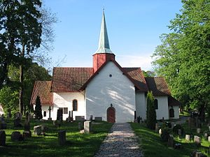 Haslum - Haslum Church