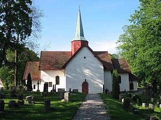 Haslum - Haslum Church