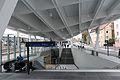 Hauptbahnhof Salzburg - Eingang Schallmoos 1.JPG