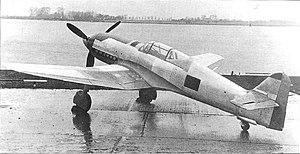 Heinkel He 100 - Heinkel He 100 V1
