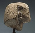 Head of a King, possibly Amememhat IV MET 08.200.2 03.jpg