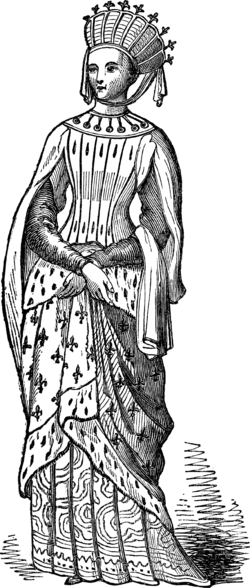 Margaret, wife of Louis, king of France, A. D. 1234.