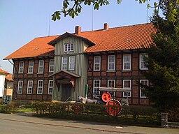 Heimatmuseum Langelsheim im Gebäude der ehemaligen Realschule