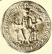 Seal of Heinrich Raspes